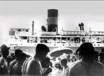 La expedición del Sinaia